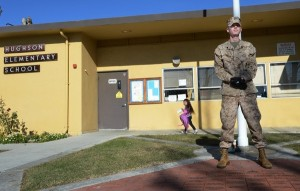 Marine Guarding School